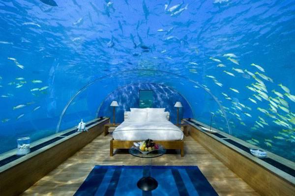 Poseidon Underwater Resort