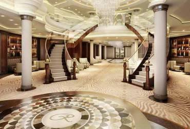 scalinata nave
