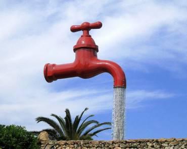 Tap Fountain, Menorca, Spagna