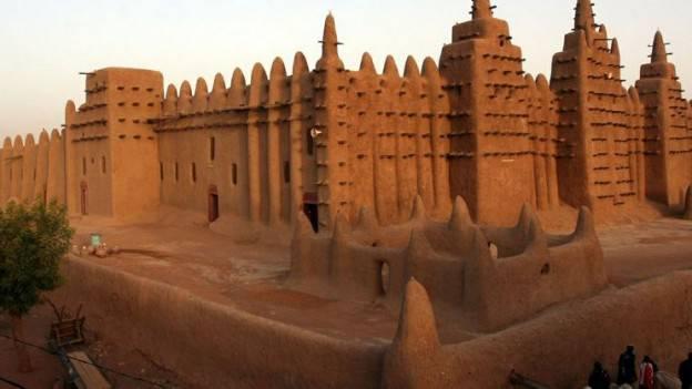 Mali, Timbuctu, XII sec
