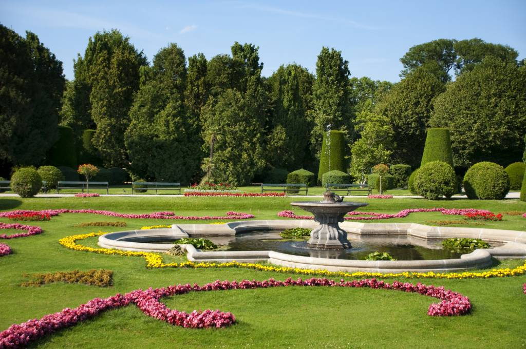 I giardini pi belli d 39 italia si trovano a for Giardini giapponesi roma
