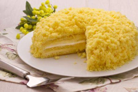 torta mimosa (pinterest)