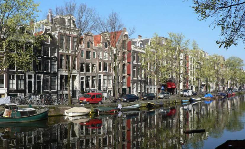 Amsterdam @Wikipedia