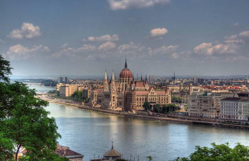 Budapest @Wikipedia