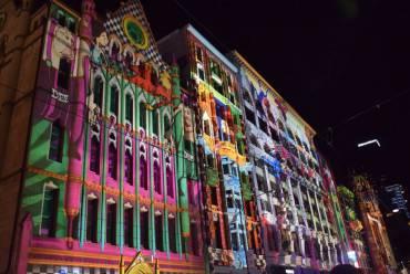 Flinders Street Projections_2