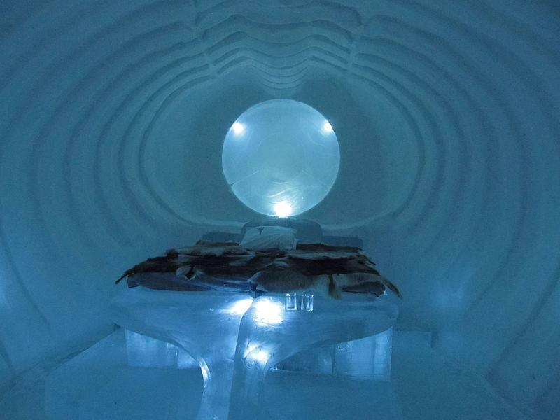 Icehotel, Jukkasjärvi @Wikipedia