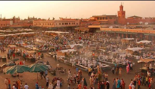 Marrakech @Wikipedia