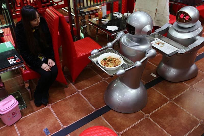 Robot Restaurant