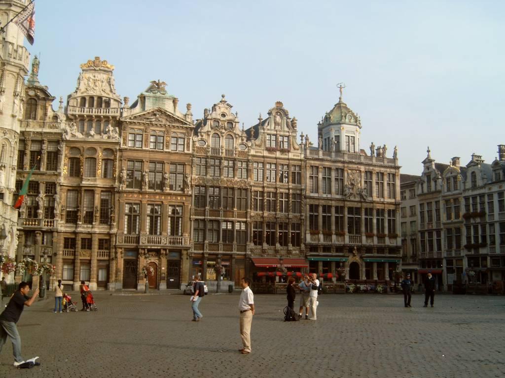 Bruxelles @Wikipedia