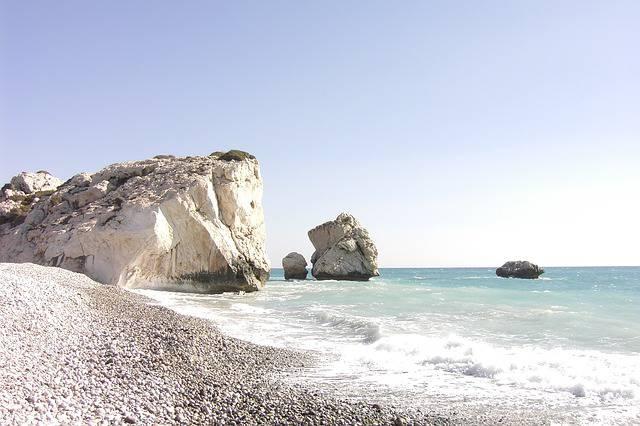 Cipro, spiaggia blu @Pixabay