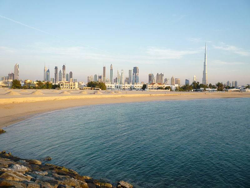 Dubai @Wikipedia