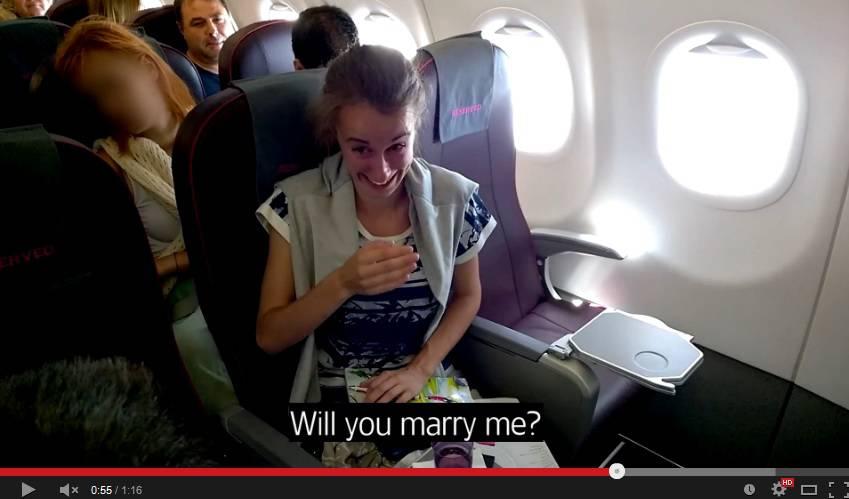Matrimonio In Alta Quota : La proposta di matrimonio più bella sempre