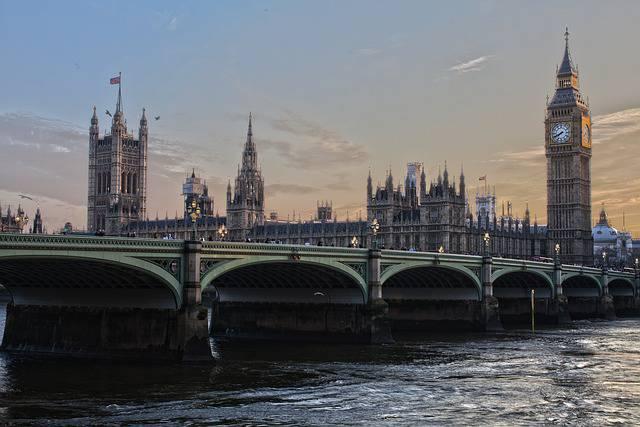 Londra @Pixabay