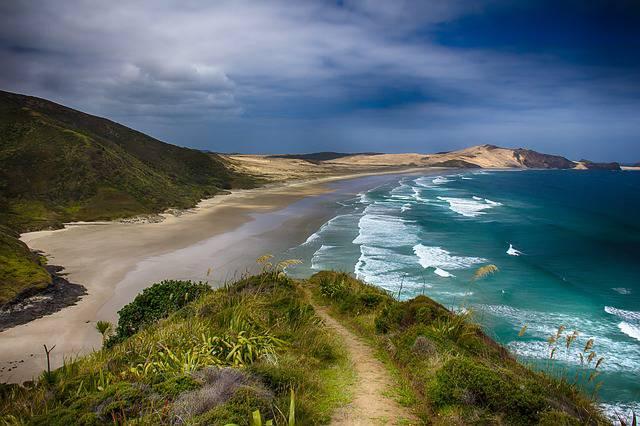 Nuova Zelanda @Pixabay