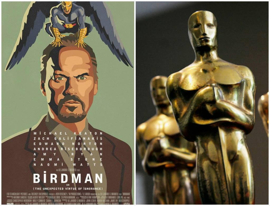 Tutti i premi oscar 2015 birdman vince tutto for Tutti i premi oscar
