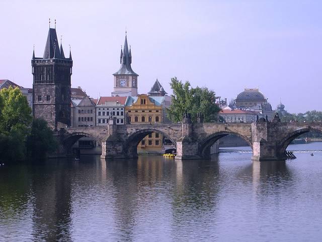 Ponte Carlo, Praga @flickr