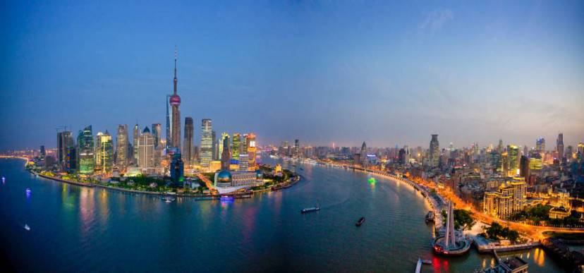 Shanghai @Wikipedia