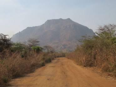 Baker Trail in Sudan