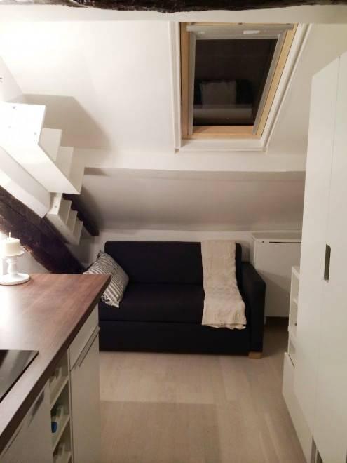 La casa pi piccola del mondo si trova a milano 7 mq for Casa piu il mobile