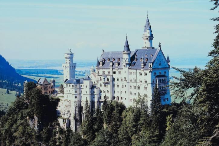 Neuschwanstein castello