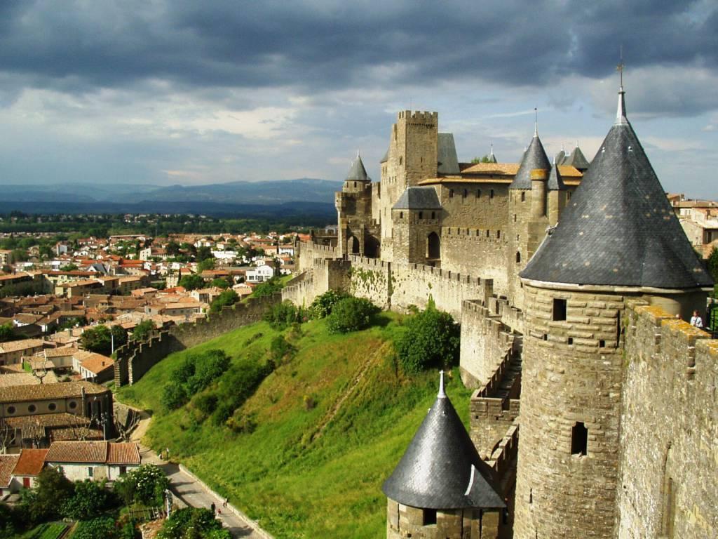 Carcassonne @Wikipedia
