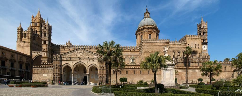 Cattedrale di Palermo @Wikipedia