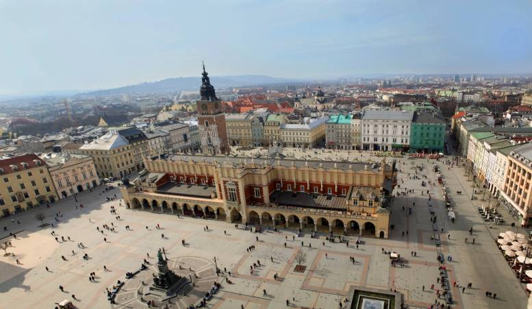 Cracovia (Polonia)