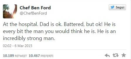 figlio harrison ford