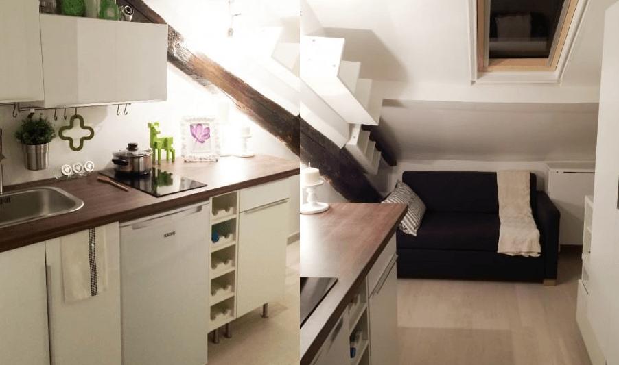 La casa pi piccola del mondo si trova a milano 7 mq for Schizzo di piccola casa