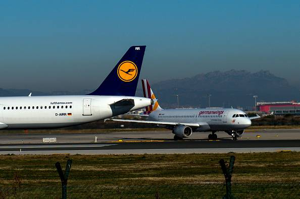 Lufthansa @Getty images
