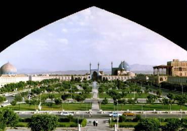 Esfahan (Iran), Imam Square