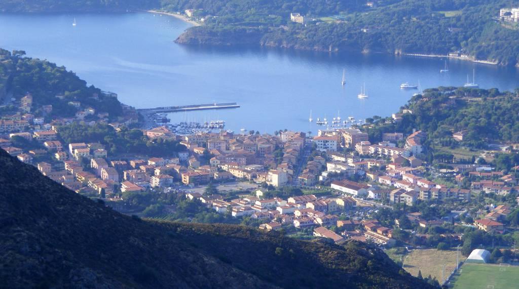 Porto Azzurro, Isola d'Elba @Wikipedia