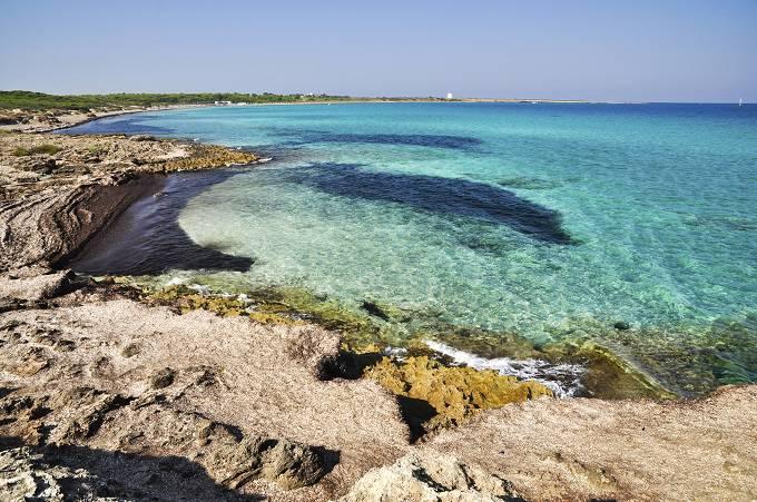 Punta della Suina, Gallipoli