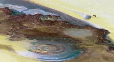 Occhio del Sahara
