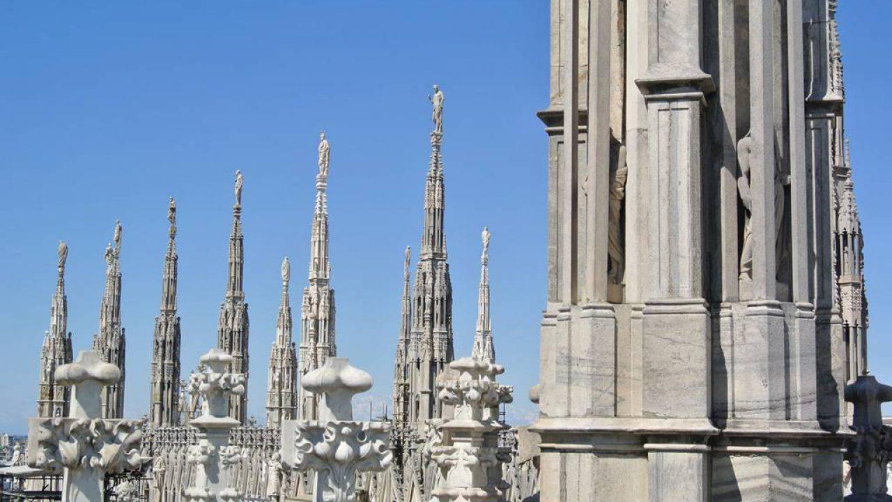 Il Duomo Di Milano Come Non Lo Avete Mai Visto