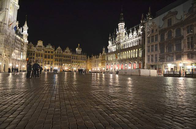 Grande Place, Bruxelles @Pixabay