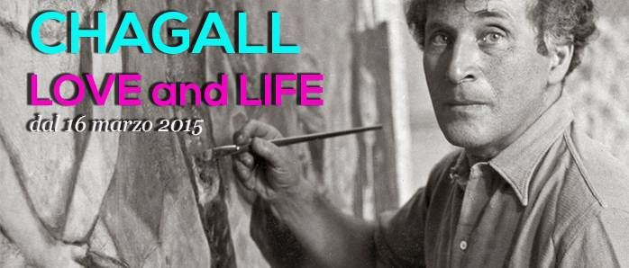 mostra marc chagall