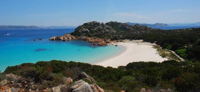 Isola Budelli, Sardegna @Wikipedia