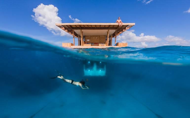 manta resort (Foto: gizmag)