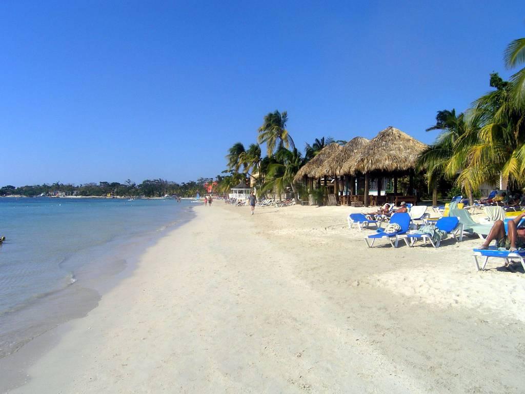 Negril, Jamaica @Wikipedia