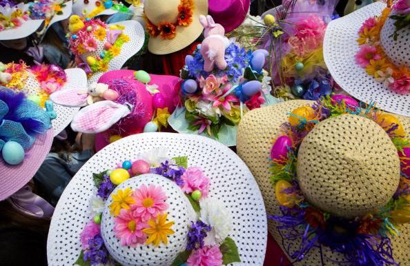 Parata di Pasqua a New York @Getty images