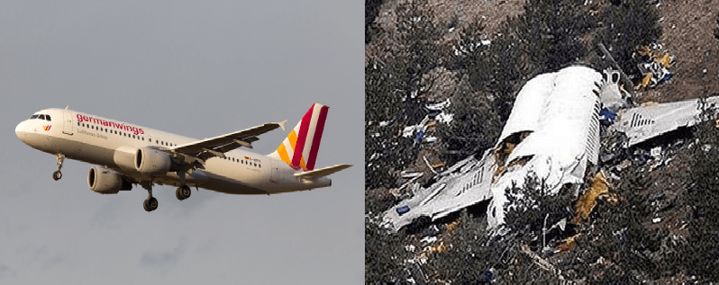 aereo caduto germanwings