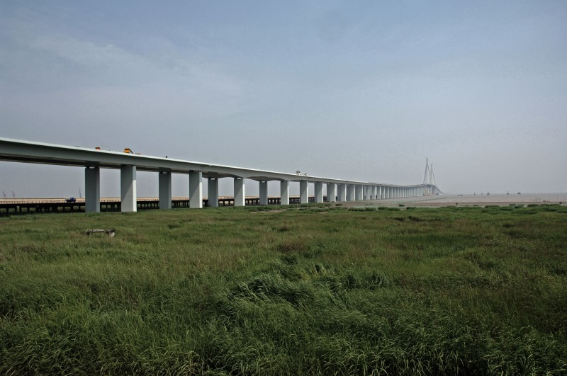 Hangzhou Bay Bridge,
