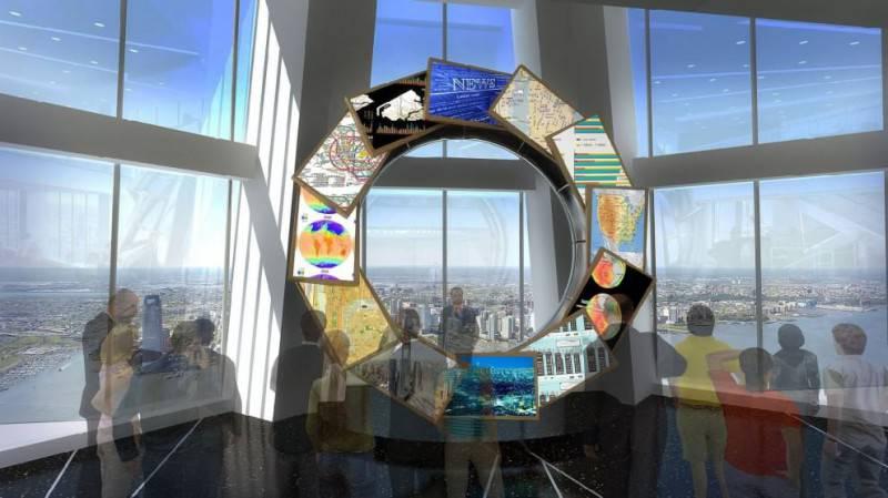 L'osservatorio del più alto grattacielo d'America presto inaugurato: è....