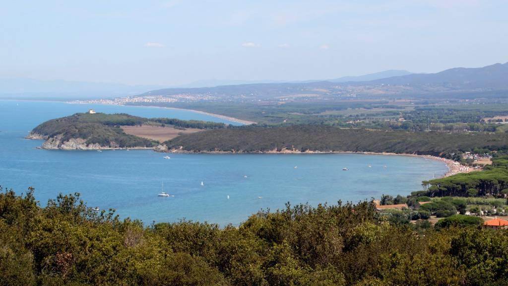 Golfo di Baratti, Toscana @Wikipedia