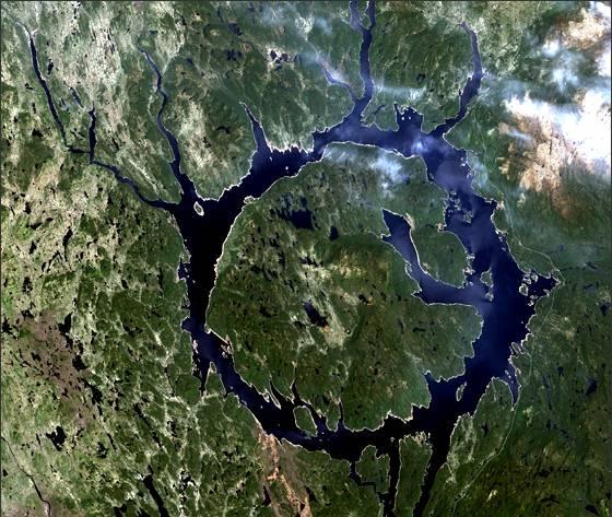 Lago Manicougan