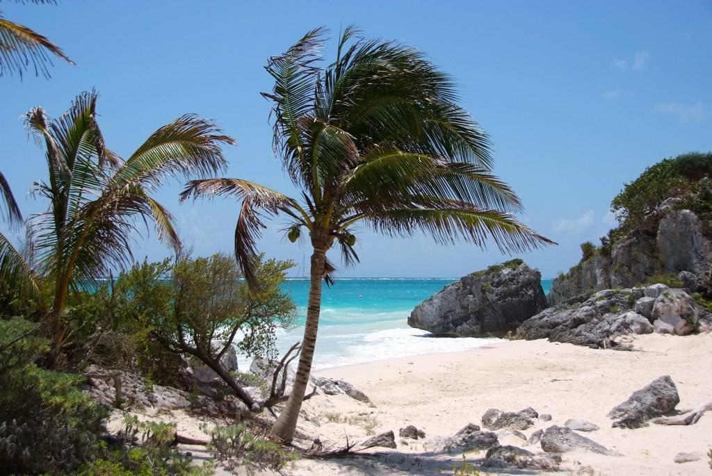 Playa de Carmen, Tulum @Wikipedia