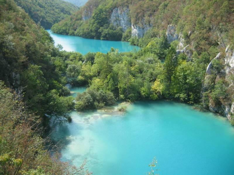 Lago Plitvice