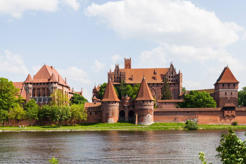 Castello Malbork. Polonia @Wikipedia