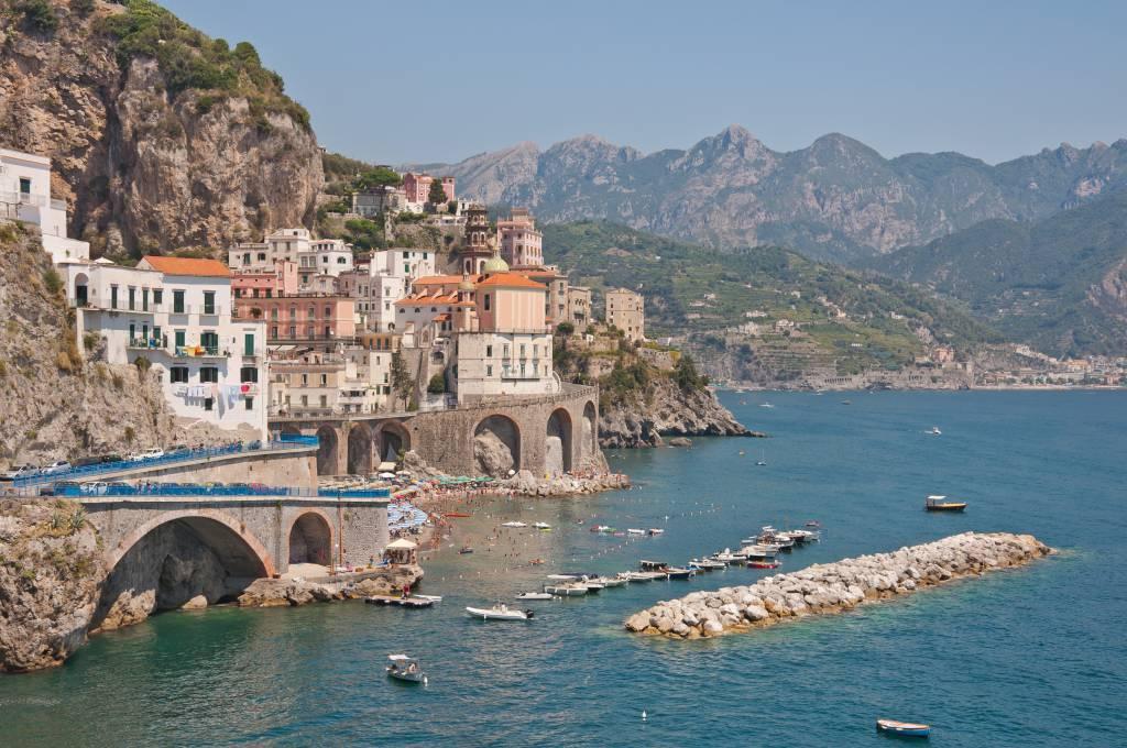 Amalfi @Wikipedia